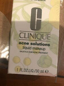 Clinique-ACNE-SOLUTIONS-LIQUID-MAKEUP-1oz-30mL-Blemish-Fighting-OIL-FREE