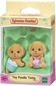 Sylvanian FAMILIES GEMELLI-Toy Barboncino