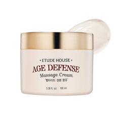 [ETUDE HOUSE] Age Defense Massage Cream 100ml / Containing peptide extract