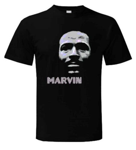 Motown Northern Soul Marvin Gaye Men/'s T-Shirt Sizes Small to 3XL