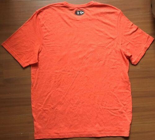 Details about  /UNDER ARMOUR UA SAN FRANCISCO GIANTS FITTED LEGACY TEE SHIRT BUSTER POSEY 2XL ⚾️