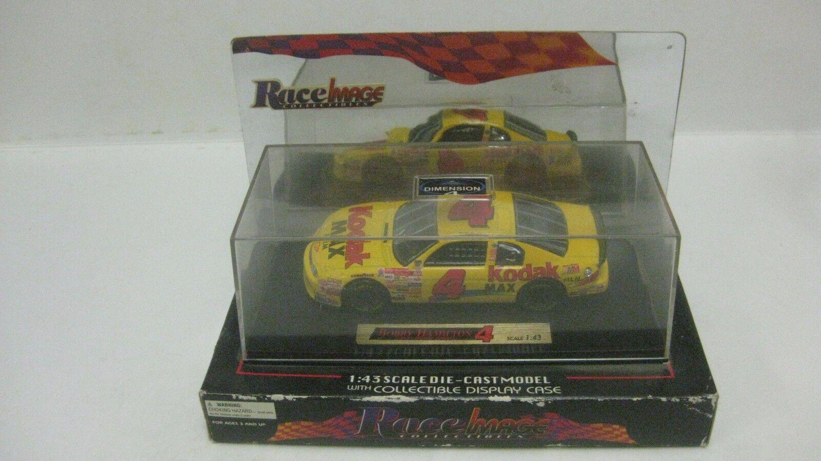 Nascar Race Image Bobby Hamilton Chevy Monte Carlo 1 43 Diecast    NEW dc1788