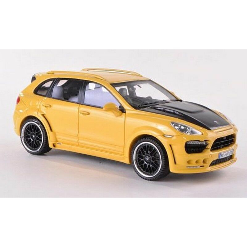 NEO NEO45695 HAMANN GUARDIAN amarillo CocheBON 2011 1 43 MODELLINO DIE CAST MODEL