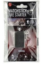 New FS376 Emergency Fire Starter Magnesium Flint Match Striker Camp Survival