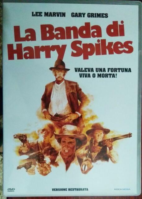 LA BANDA DI HARRY SPIKE Richard Fleischer 1974 PARI AL NUOVO