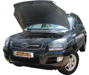 Hood-Shock-Absorber-Bonnet-Strut-Lift-Damper-Kit-x2pc-Fit-Kia-Sportage-2004-2008