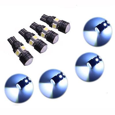 Car T10 LED W5W 196 168 LED Auto Lamp 12V 20W Light Bulbs With Projector Lens CN