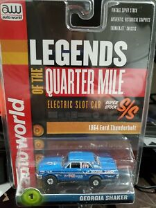 Autoworld-Georgia-Shaker-1964-tbolt-Legends-Of-The-Quarter-Mile-new-in-cube-ho