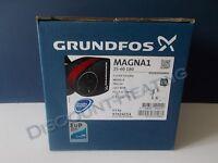 Grundfos Magna1 25-60 (180) 'a' Rated/eup Ready Variable Speed Circulator 240v