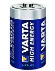 VARTA Batterie Alkaline Mono D Lr20 1.5v