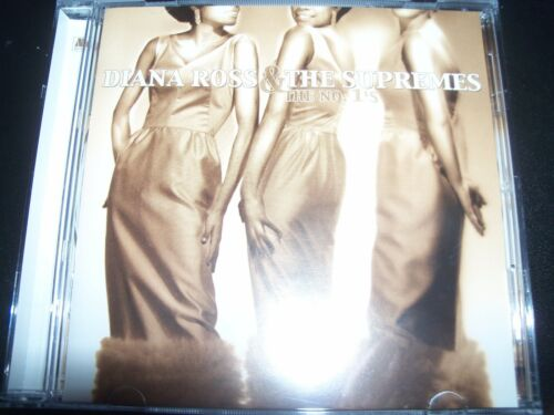 1 of 1 - Diana Ross & The Supremes The No.1's Very Best Of Greatest Hits Au CD - Like New