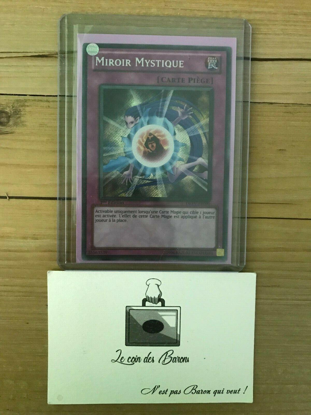 Yu-gi-oh  mystical mirror drev-fr090 1st