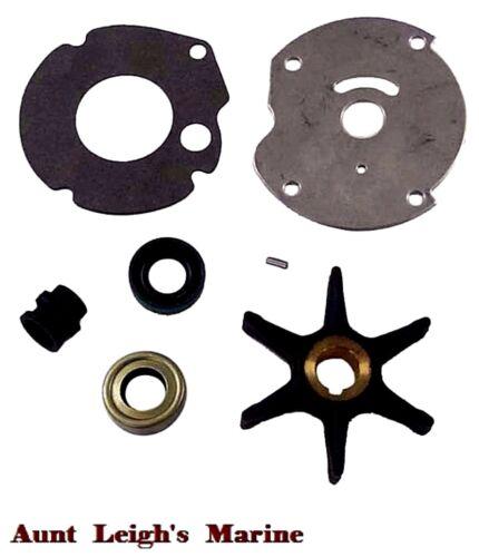 Water Pump Impeller Kit Johnson Evinrude OMC 9.5 10 HP 18-3402 377178 382296