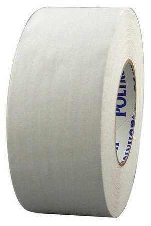 POLYKEN 510 Gaffers Tape,White,55 yd W L x 4 in