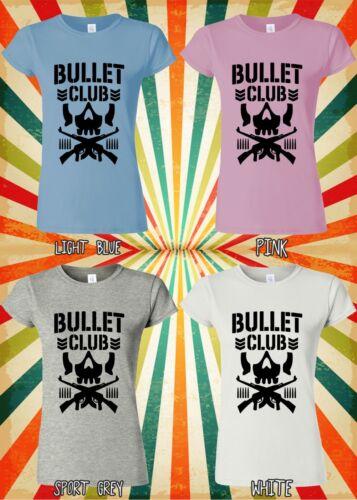 Bullet Club Pro Wrestling Cool Drôle Hommes Femmes Débardeur Tank Top Unisexe T Shirt 1813