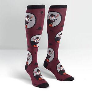 Socken Sock It To Me Women's Knee High Socks Kleidung & Accessoires Fennec Fox