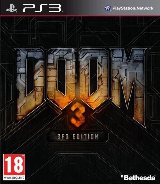 Doom 3 - Playstation 3 (OVP)