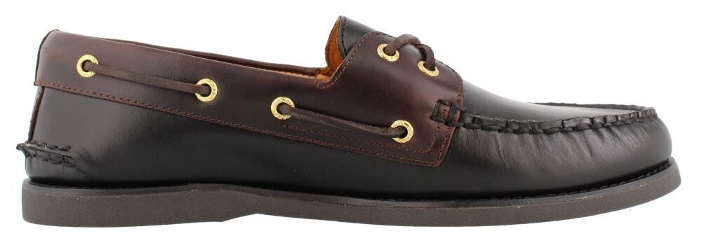 Sperry STS12955  Men's gold A O 2-Eye Leather Loafers