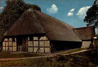 Husum 70er Jahre color Postkarte Ostenfeld Ostenfelder Bauernhaus AK ungelaufen