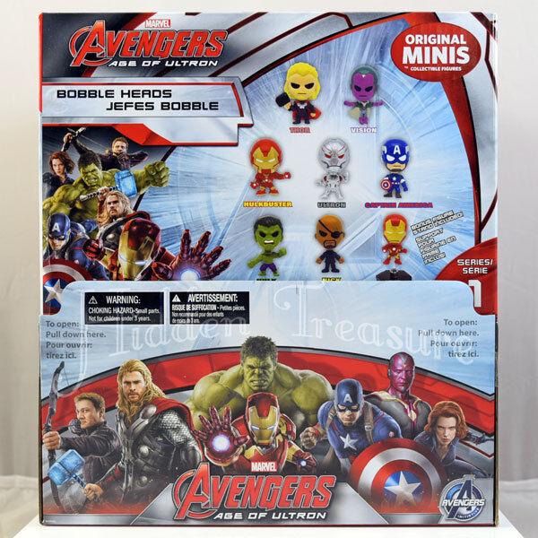 Marvel Avengers AOU Original Minis Collectible Figures 24 Piece Case