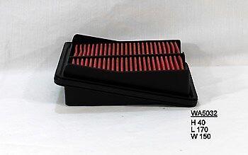 Wesfil Air Filter fits Honda Jazz 1.3L 1.5L 2004 10//04-02//06 WA5032 A1560