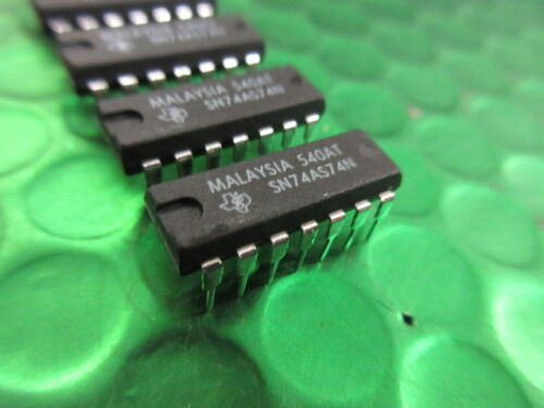 5 x SN74AS74N 79p each!!! UK Stock Texas Instruments IC