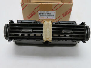LEXUS-OEM-5566050120-01-06-LS430-Instrument-Panel-Louver-55660-50120