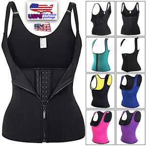 Women-Body-Shaper-Waist-Trainer-Cincher-Corset-Neoprene-Slimming-Vest-Shapewear