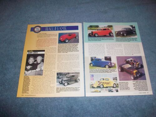 2004 Street Rod Builder Barry Lobeck History Profile Article