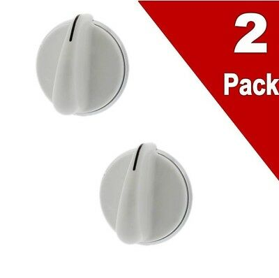 Washing Dryer Knob For GE Dryer Replacement Parts WE01X20378  WH01X10460--2 PACK