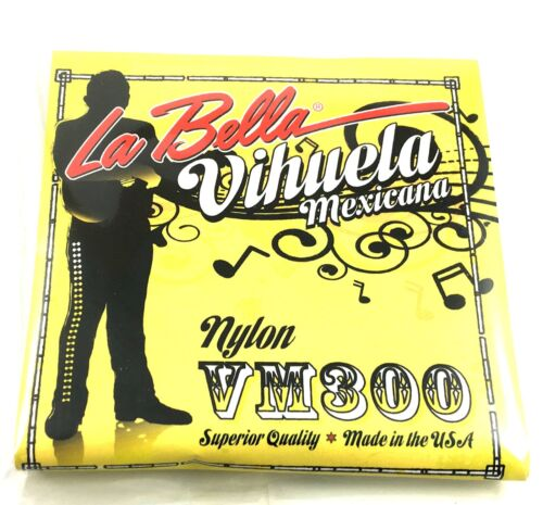 La Bella Vihuela guitar Strings VM300