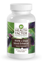 Mucuna Pruriens extract, 99% L-Dopa Enhances Mood, Increases Focus (1 Month)