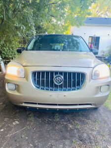 CERTIFIED BUICK TERRAZA-LOW KM- 4WD-in an good condition