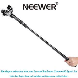 Neewer Handheld Extension Rod f Neewer Feiyu G3/G4/G4 QD/ G4 QS Stabilizer (BL)