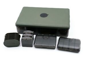 Korda Tackle Box Tacklebox & Accessory Compartment Boxes *Full Range Available*