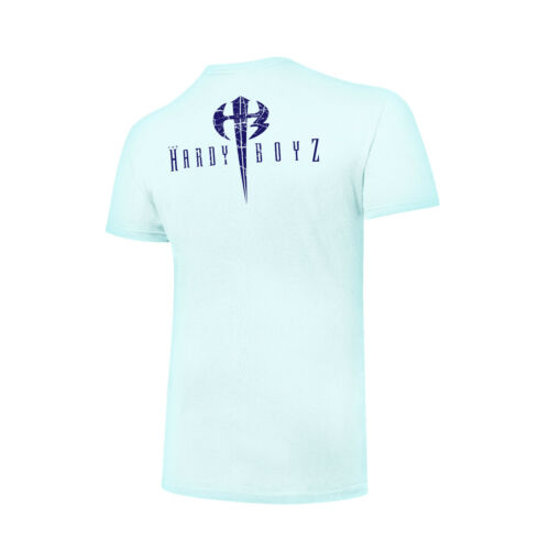 "The Hardy Boyz /""The Most Exhilarating Tag Team/"" T-Shirt Official WWE"