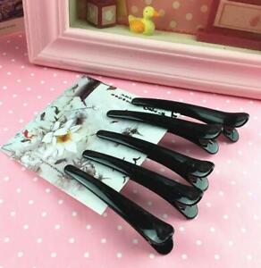 41Pcs-Women-Plastic-Barrettes-Duck-Teeth-Bows-Hair-Clips-Hairdressing-Hairpins