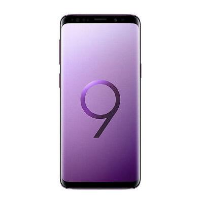 "Samsung Galaxy S9 DUAL DOPPIA SIM Viola Lilac Purple Display 5.8"" 64 GB  ITALIA"