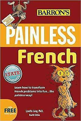 Painless French by Chaitkin, Carol -Paperback