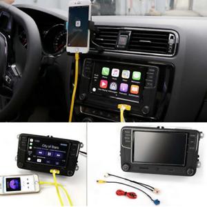 Antenna Adapter MIB 6.5/'/' MIB RCD330 CarPlay Desay 187B Stereo 6RD 035 187 B