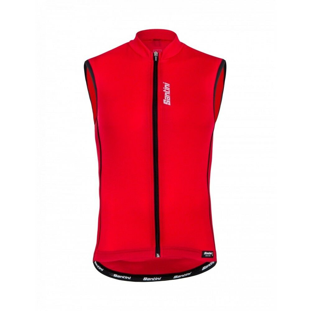 MAGLIA SMANICATA  SANTINI ORA red Size 3XL  check out the cheapest