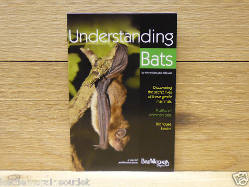 Bird Watcher/'s Digest Understanding Bats More Booklet