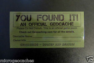 30-Geocaching-Stickers-Labels-for-Containers-Cache-Supplies-Swag-Peel-Stick