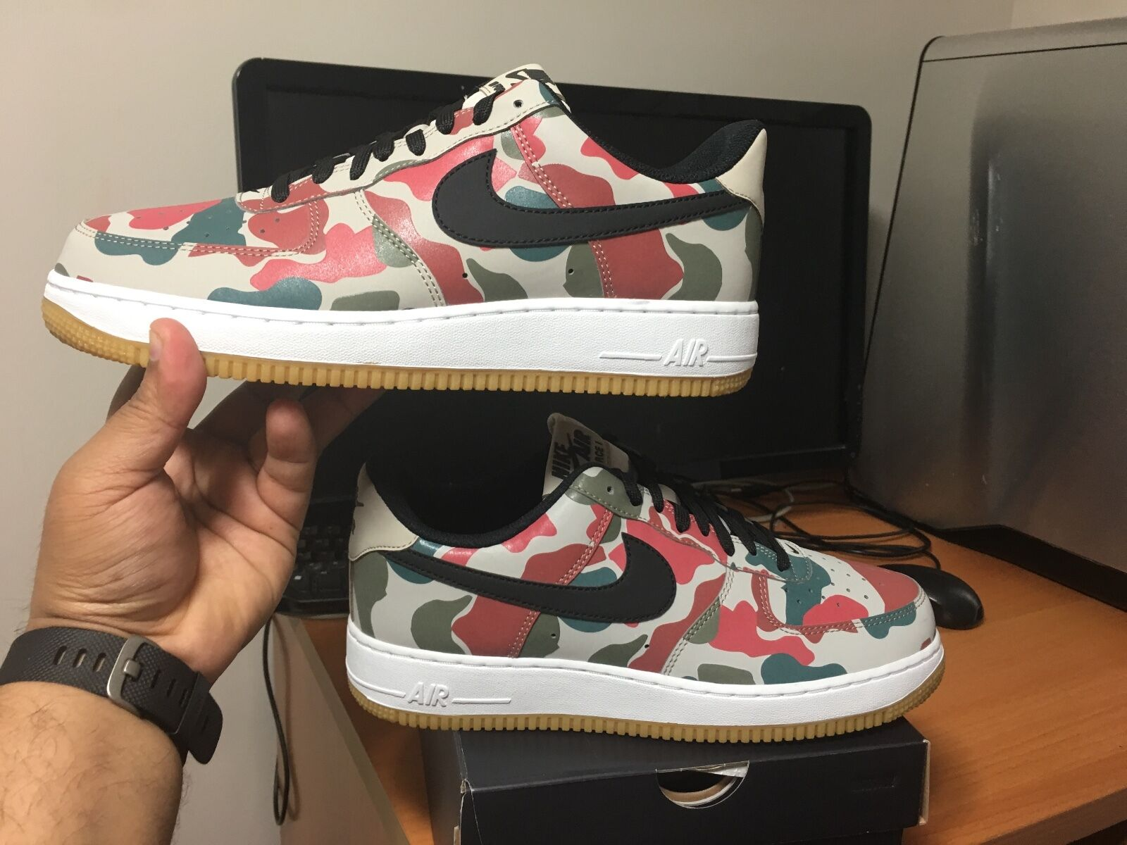 Nike air force 1 basso