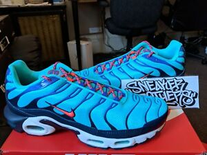 huge selection of dc2f4 22b85 Image is loading Nike-Air-Max-Plus-TN-Tuned-Discover-Your-