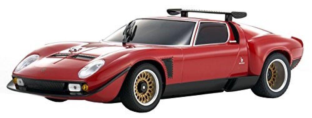 Kyosho MZP151R-B coche ASC MR-03N-RM Lamborghini Iota SVR cuerpo de Coloreee rosso para cambiar