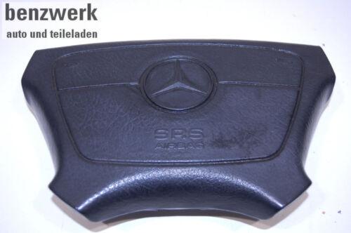 Mercedes W124 Mopf2 3 Serie SRS-Modul Sicherheitsmodul Lenkrad schwarz
