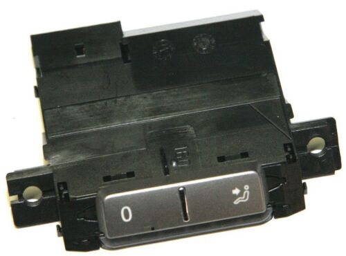 VW Phaeton Facelift Schalter Zusatzluftregler Luftdüse Taster Heizung 3D0919815S