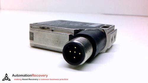 10-30VDC, PEPPERL FUCHS MLV12-54//76B//124//128 RETROREFLECTIVE SENSOR NE #211327