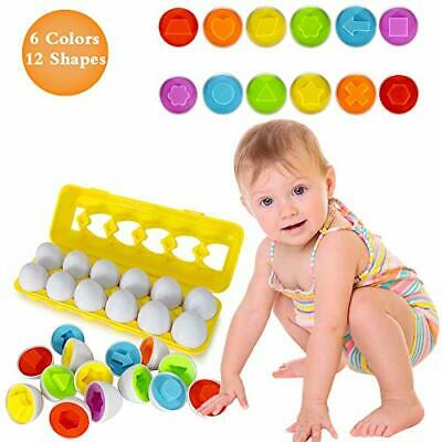 Educational Toys for 1 2 3 4 Year Old Girls Boys- Color ...